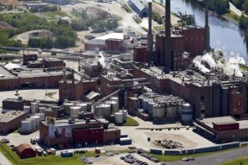 Domsjö Fabriker använder flexiteBPMS
