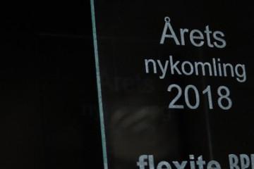 Årets administratör och årets nykomling utsedda vid flexiteBPMS Inspiration Days 2018